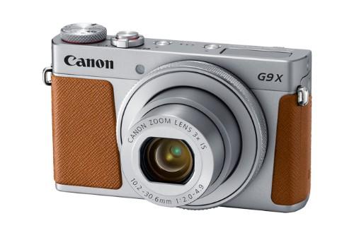 Canon PowerShot G9 X Mark II Compact camera 20.1 MP CMOS 5472 x 3648 pixels 1