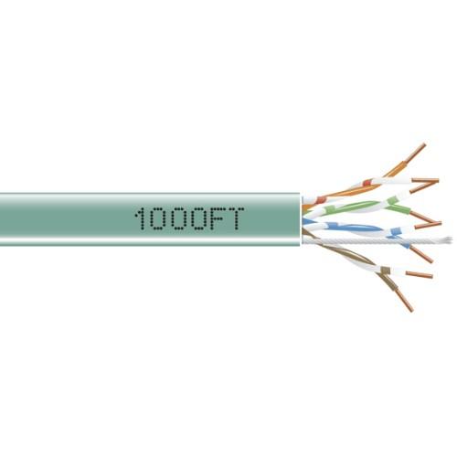 Black Box GigaBase 350 CAT5e signal cable 304.8 m Green