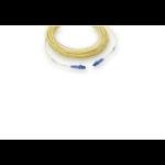 AMP 2xLC/2xLC 10m 10m 2x LC 2x LC Blue,Yellow