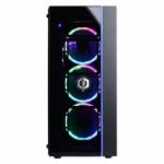 CyberpowerPC Gamer Xtreme 9th gen Intel® Core™ i5 i5-9400F 8 GB DDR4-SDRAM 1240 GB HDD+SSD Black PC Windows 10 Home