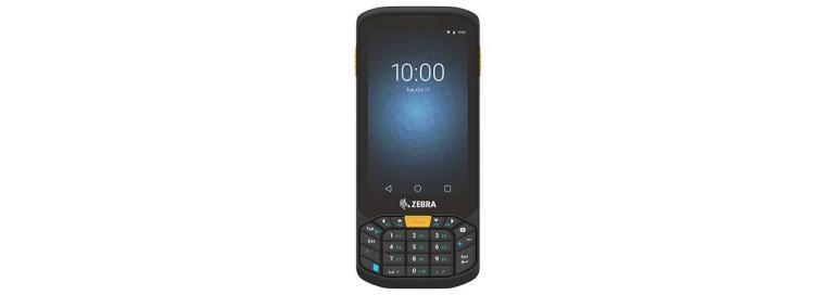 "Zebra TC20 handheld mobile computer 10.9 cm (4.3"") 480 x 800 pixels Touchscreen 215 g Black"