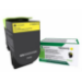 Lexmark 71B2HY0 Toner yellow, 3.5K pages