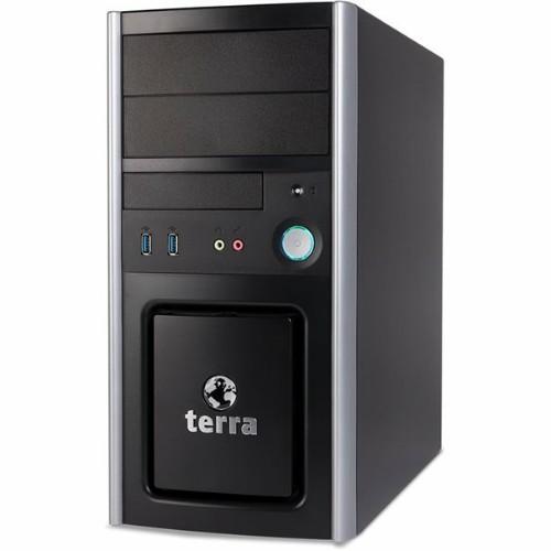 Wortmann AG TERRA 5060 DDR4-SDRAM i5-10400 Mini Tower 10th gen Intel® Core™ i5 8 GB 250 GB SSD PC Black