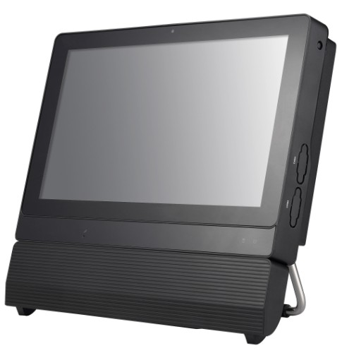 Shuttle XPC all-in-one P20U 1.8GHz 3865U All-in-One Black PC/workstation barebone