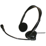 Verbatim Multimedia Headset Black