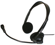 Verbatim Multimedia Headset Binaural Wired Black mobile headset