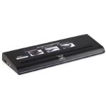 Targus DV2K USB 3.0 (3.1 Gen 1) Type-A Black
