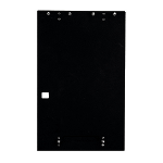2N Telecommunications 9155066 intercom system accessory Backplate