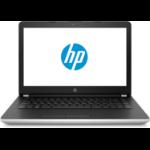 """HP 14-bw027au Black, Silver Notebook 35.6 cm (14"""") 1366 x 768 pixels 1.5 GHz AMD E E2-9000e"""