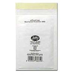 Jiffy Riggikraft Airkraft Postal Bags Bubble-lined Peel and Seal No.6 White 290x445mm Ref JL-6 [Pack 50]