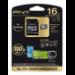 PNY 16GB MicroSD memory card Class 10 UHS