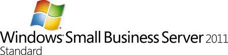 Microsoft Small Business Server 2011 Standard, 64bit, 1Dev., CAL Ste., DEU