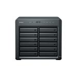 Synology DiskStation DS2419+II NAS/storage server Tower Ethernet LAN Black C3538