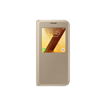 "Samsung EF-CA520 5.2"" Flip case Gold"