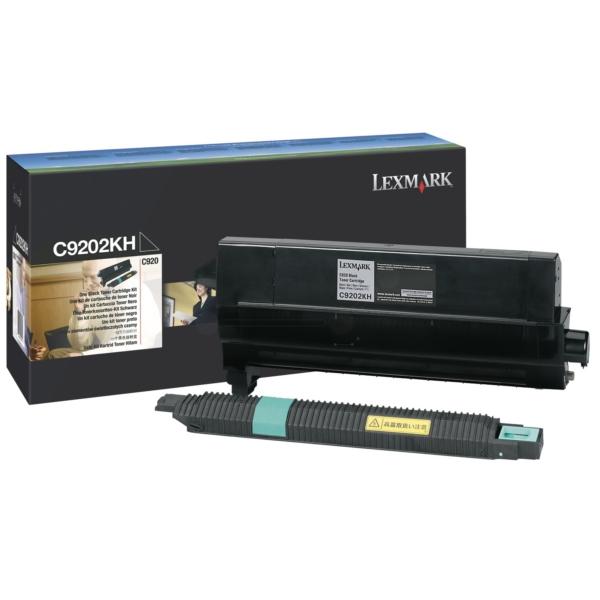 Lexmark C9202KH Toner black, 15K pages @ 5% coverage