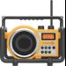 Sangean Lunchbox Portable Digital Yellow radio