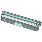 Delacamp 44250723-C compatible Toner cyan, 2.5K pages, 580gr (replaces OKI 44250723)