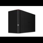 Buffalo 8TB LinkStation 420 Ethernet LAN Black