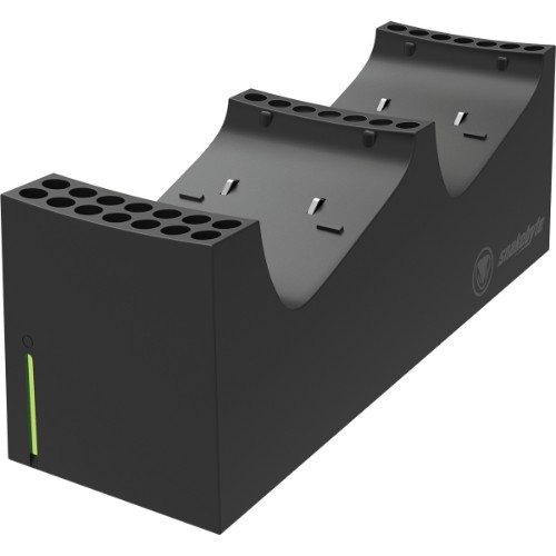 Snakebyte TWIN:CHARGE SX Black Indoor