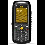 "CAT B25 2"" 161g Zwart Basistelefoon"