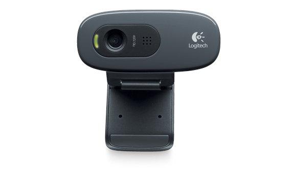 Logitech C270 3MP 1280 x 720pixels USB Black webcam