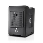 G-Technology G-Speed Shuttle unidad de disco multiple 16 TB Escritorio Negro