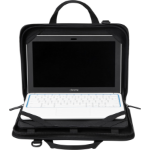 "Targus TKC004 11.6"" Briefcase Black notebook case"