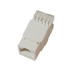 Microconnect KEYSTONE-3 White wire connector