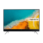 "Samsung UE32K5100AK 32"" Full HD Black LED TV"