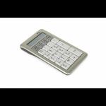 BakkerElkhuizen S-board 840 Design Numeriek USB Numeric Grey