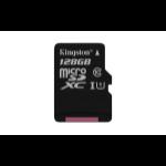 Kingston Technology Canvas Select 128GB MicroSD UHS-I Class 10 memory card