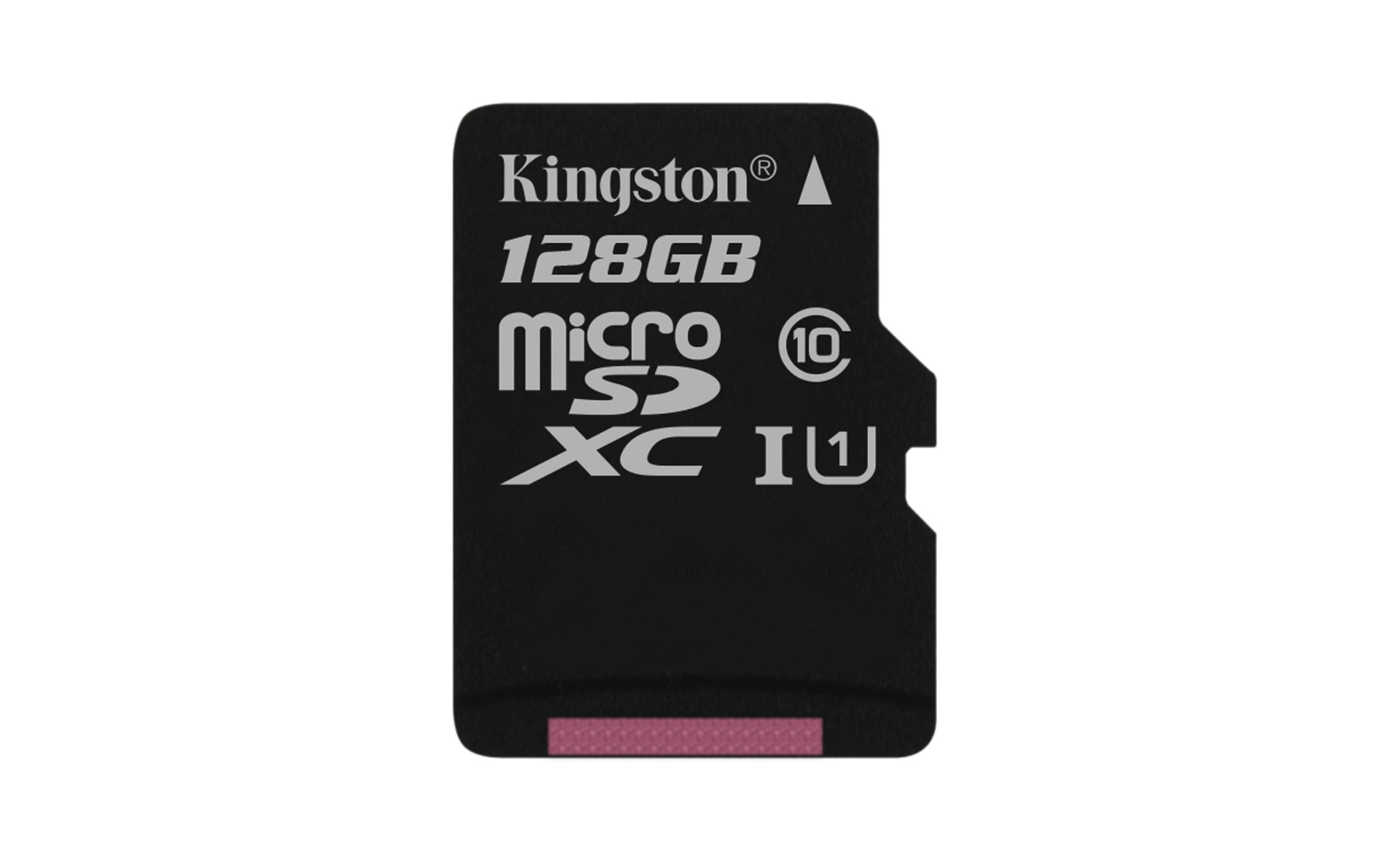 Kingston Technology Canvas Select memory card 128 GB MicroSDXC Class 10 UHS-I