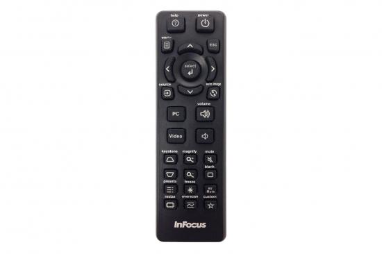 Infocus HW-NAVIGATOR-4 Remote control projector accessory