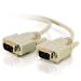 C2G Cable de monitor de 2 m HD15 SVGA M/M económico