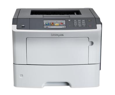 Lexmark MS610de 1200 x 1200DPI A4