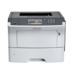 Lexmark MS610de 1200 x 1200DPI A4 Black,Grey