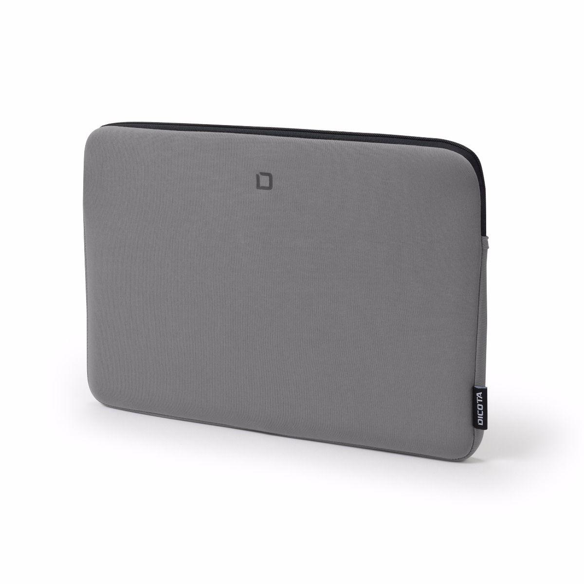 """Dicota Skin Base 15-15.6 39.6 cm (15.6"""") Sleeve case Grey"""