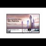 "LG UH5F Digital signage flat panel 165.1 cm (65"") IPS 4K Ultra HD Black Built-in processor Web OS"