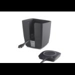 Barco Tray 2 x USB-C buttons Black R9861600P01C