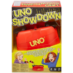 Mattel Games UNO Showdown Shedding card game