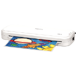 Fellowes L125-A3 Hot laminator White