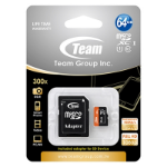 Team Group micro-SDXC, 64GB memory card MicroSDXC