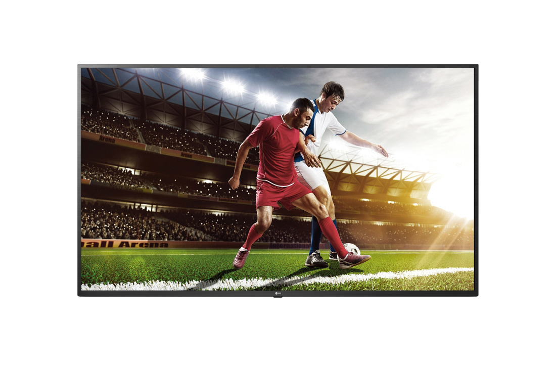 "LG 65UT640S hospitality TV 165.1 cm (65"") 4K Ultra HD 360 cd/m² Smart TV Black 20 W"