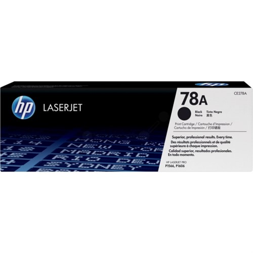 HP CE278A (78A) Toner black, 2.1K pages