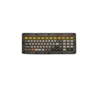 Zebra KYBD-QW-VC70-S-1 teclado USB QWERTY Inglés de EE. UU. Negro, Amarillo