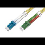 Digitus Fiber Optic Singlemode Patch Cord, LC (APC) / LC