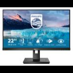 "Philips S Line 222S1AE/00 computer monitor 54.6 cm (21.5"") 1920 x 1080 pixels Full HD LCD Black"