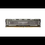 Crucial Ballistix Sport LT 8GB DDR4-2400 8GB DDR4 2400MHz memory module