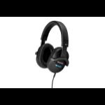 Sony MDR-7510 Black Supraaural Head-band headphone