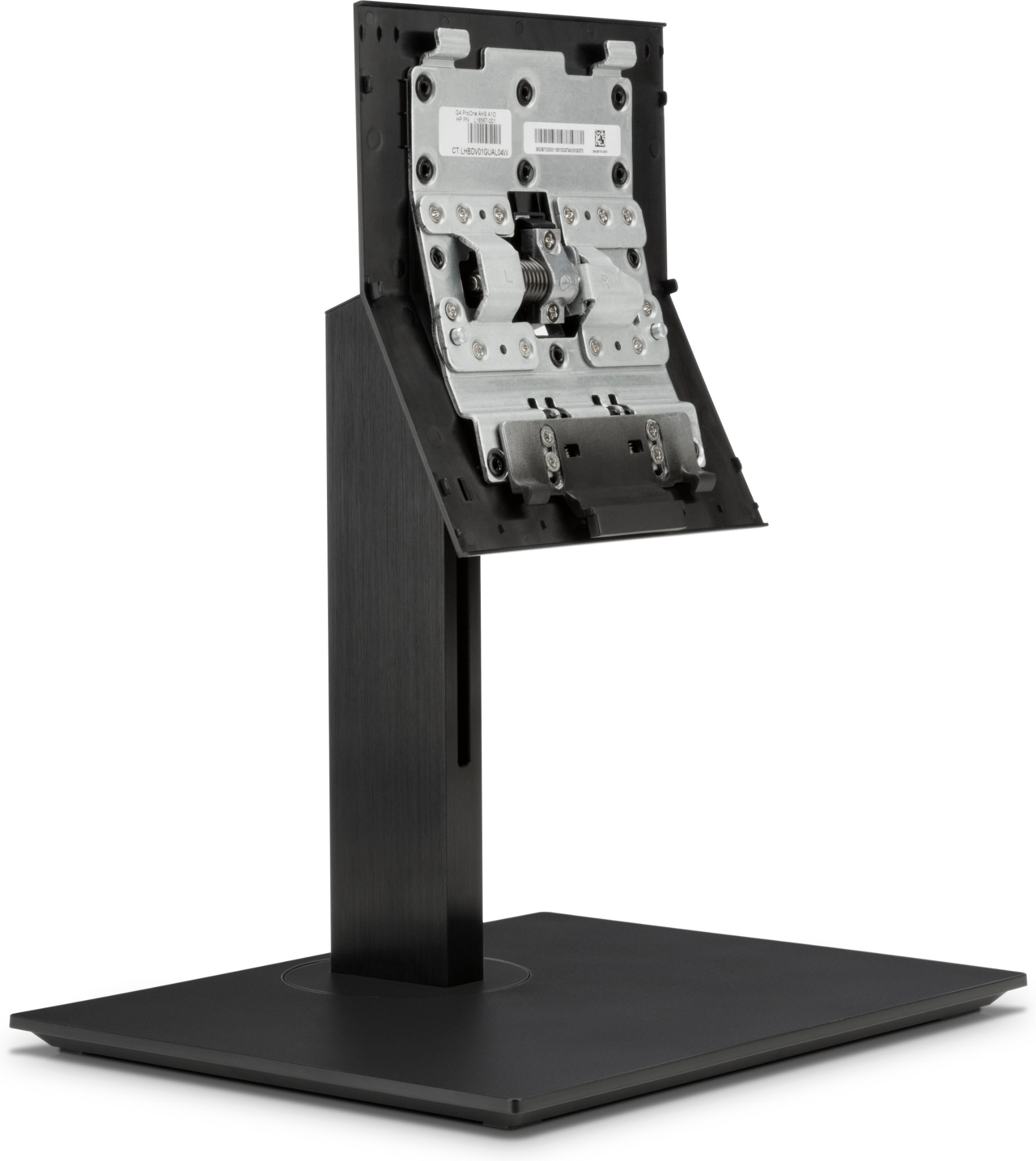 HP ProOne G4 Height Adjustable Stand Black